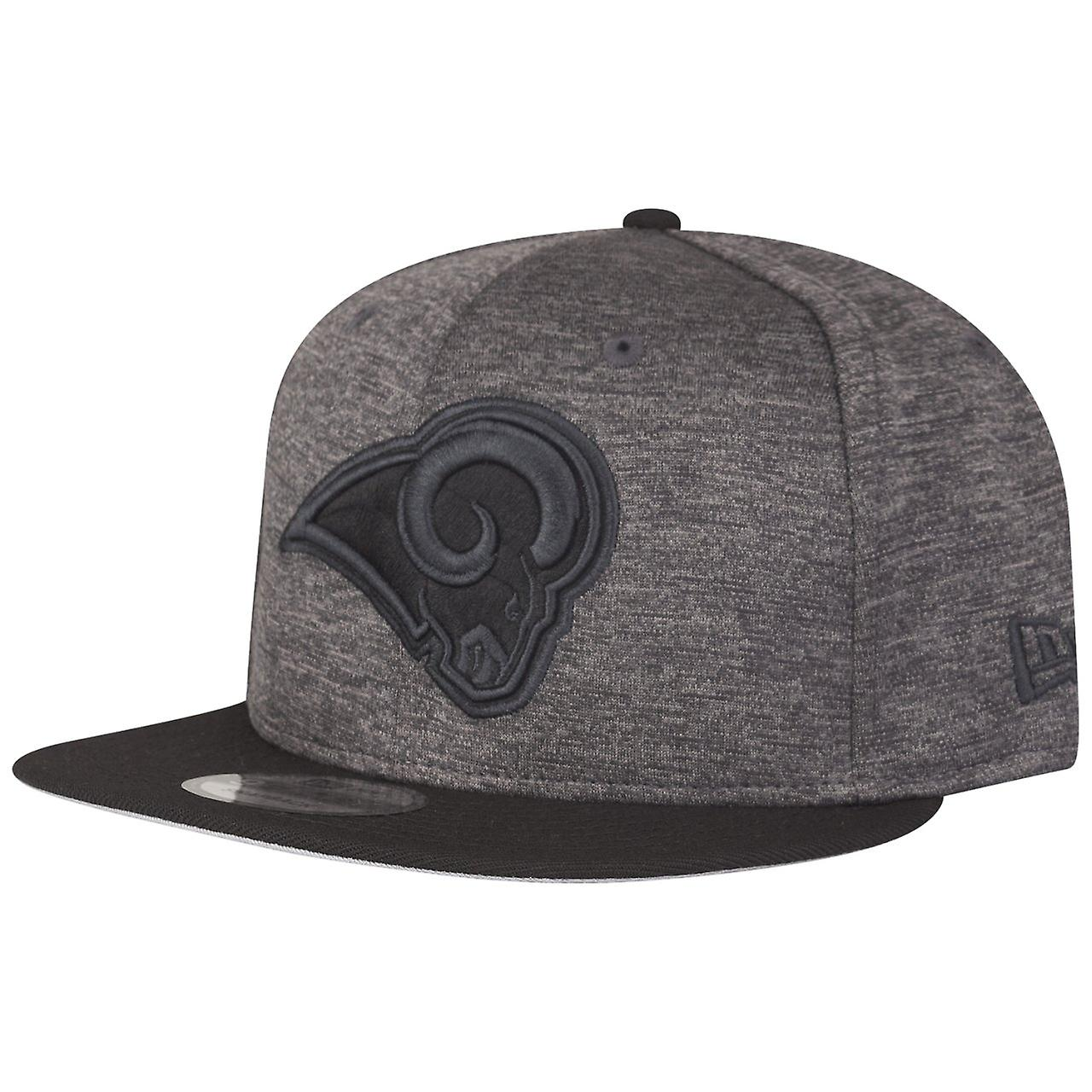 New Era 9Fifty Snapback Cap - SHADOW TECH Los Angeles Rams