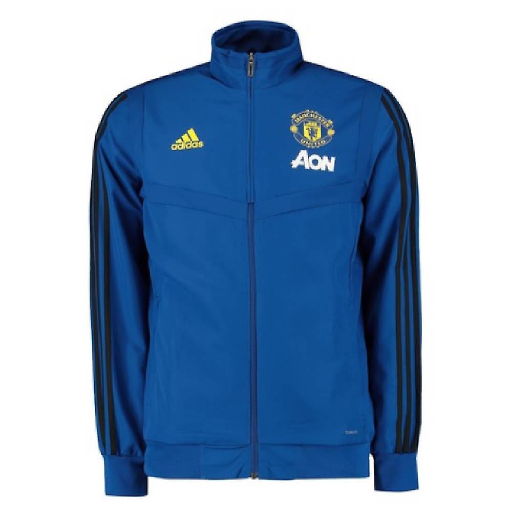 adidas FC Liverpool Pres.Jacket, Größe:10 (XL):