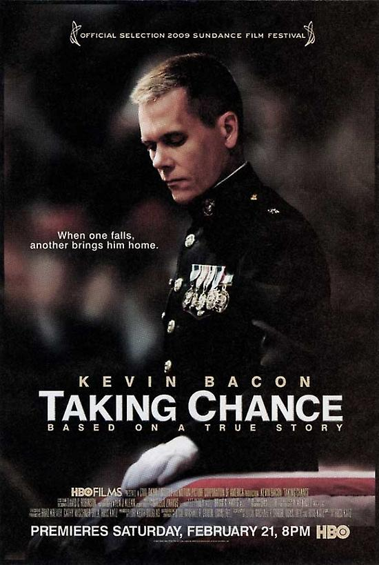 Taking Chance Movie Poster 11 X 17