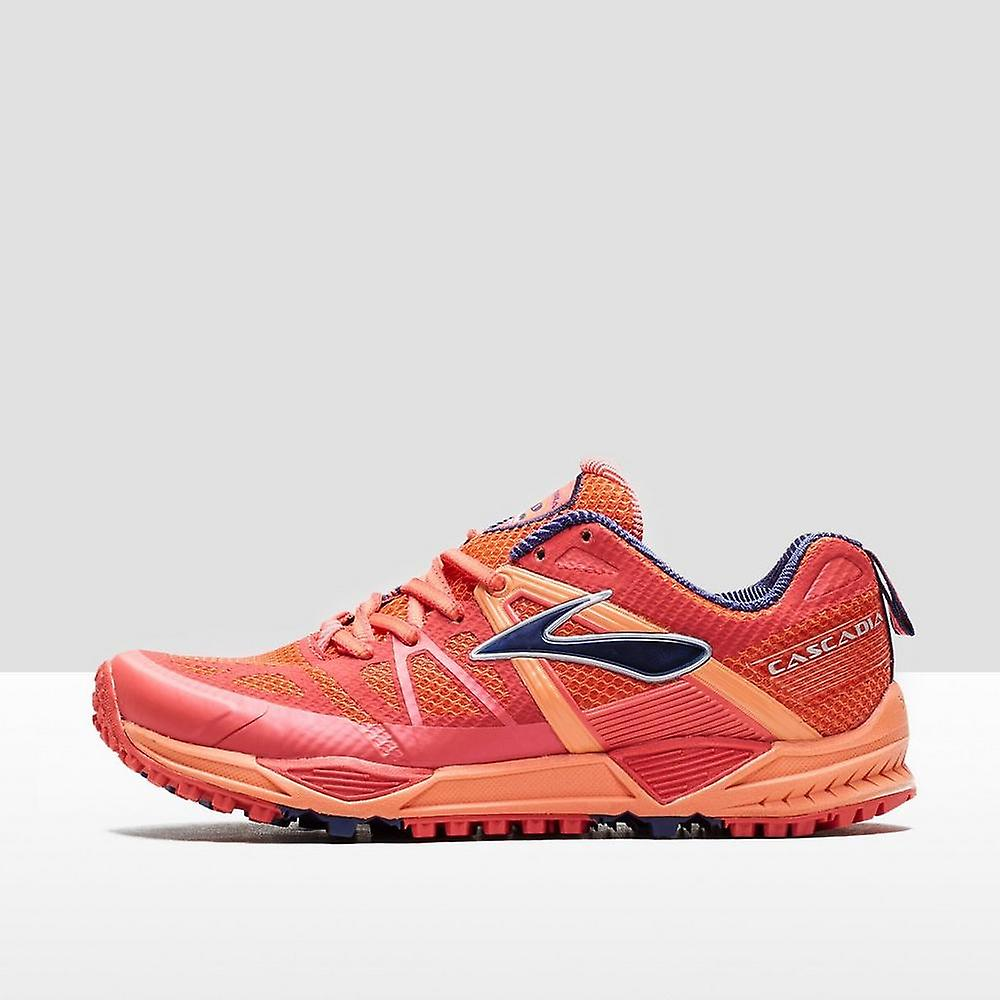 new concept 6d453 89e3f Brooks Cascadia 10 Ladies Trail Running Shoes