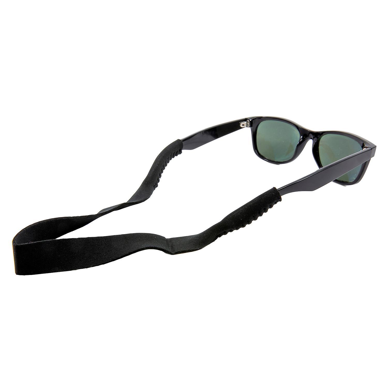 TRIXES skådespel rem för glasögon solglasögon neopren stretchig sport Band Svart