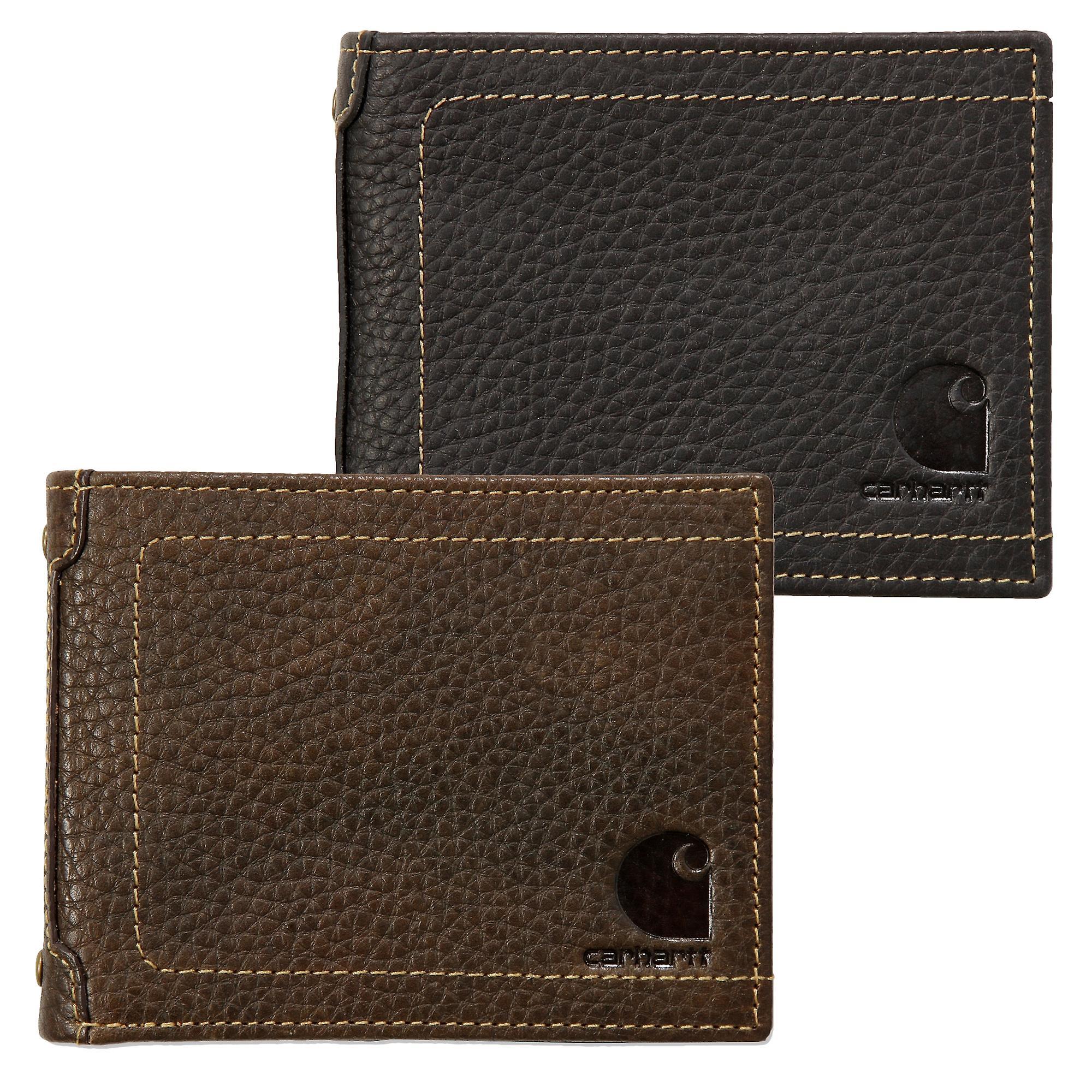 b3d82118d4d0b Carhartt unisex Pebble zip wallet Bifold portfel   Fruugo