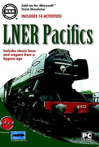 LNER Pacifics Add-On for MS Train Simulator (PC CD)