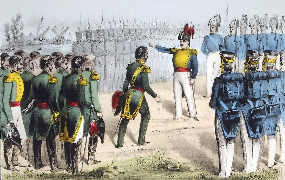 an analysis of a more accurate account of the us war with mexico in 1846 1848 Did mexico have any chance of winning the mexican-american war it's more accurate to think of the war as a and the united states of america, 1846-1848 is a.