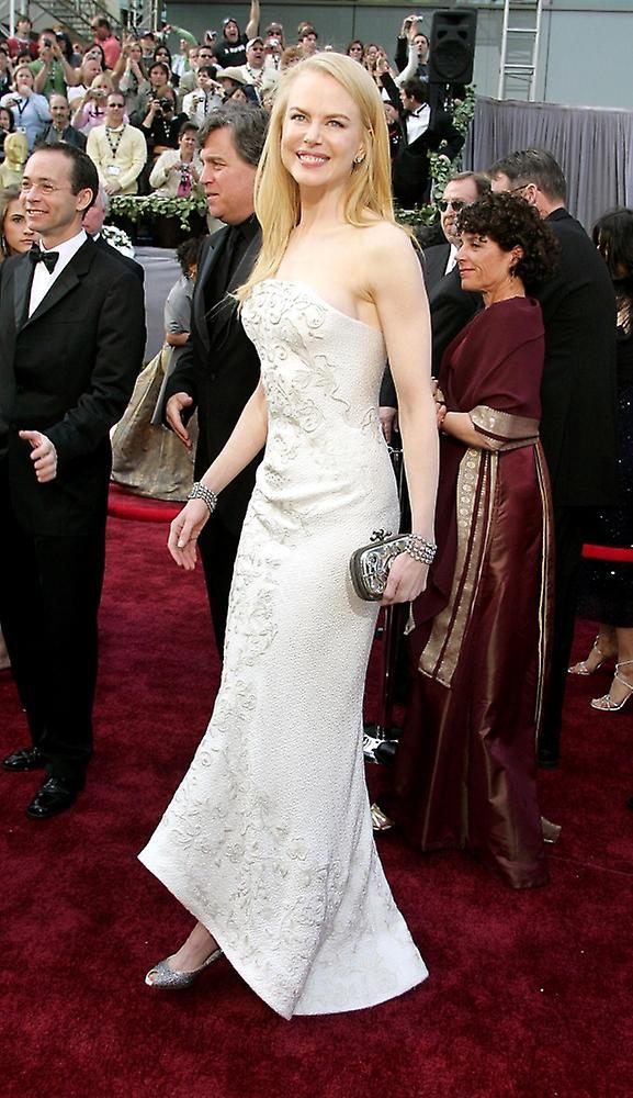 Nicole Kidman At Arrivals For Oscars 78Th Annual Academy Awards The Kodak Theater Los Angeles Ca