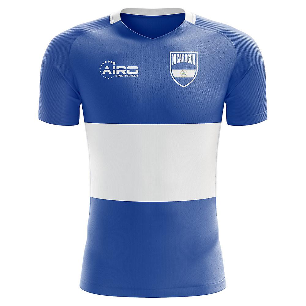size 40 c24a4 043c9 2018-2019 Nicaragua Home Concept Football Shirt