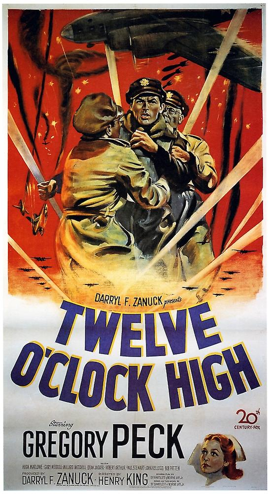 12 o clock high research papers 12 o'clock high situational leadership submitted by: falok77 twelve o'clock high is an american motion picture film about a united states army air crew which flew bombing missions against nazi germany during the beginning of american involvement in world war ii.