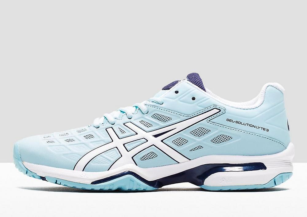 the latest 7f480 75786 Asics Gel-Solution Lyte 3 Ladies Tennis Shoes