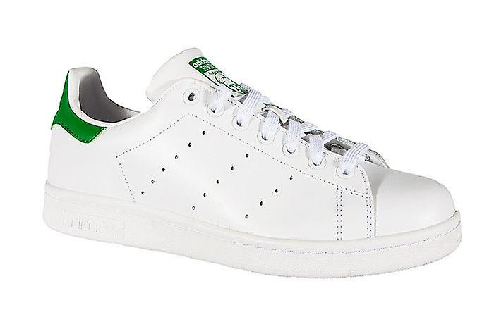 buy popular ee4e8 a4497 adidas originals Stan Smith mens leather sneaker white
