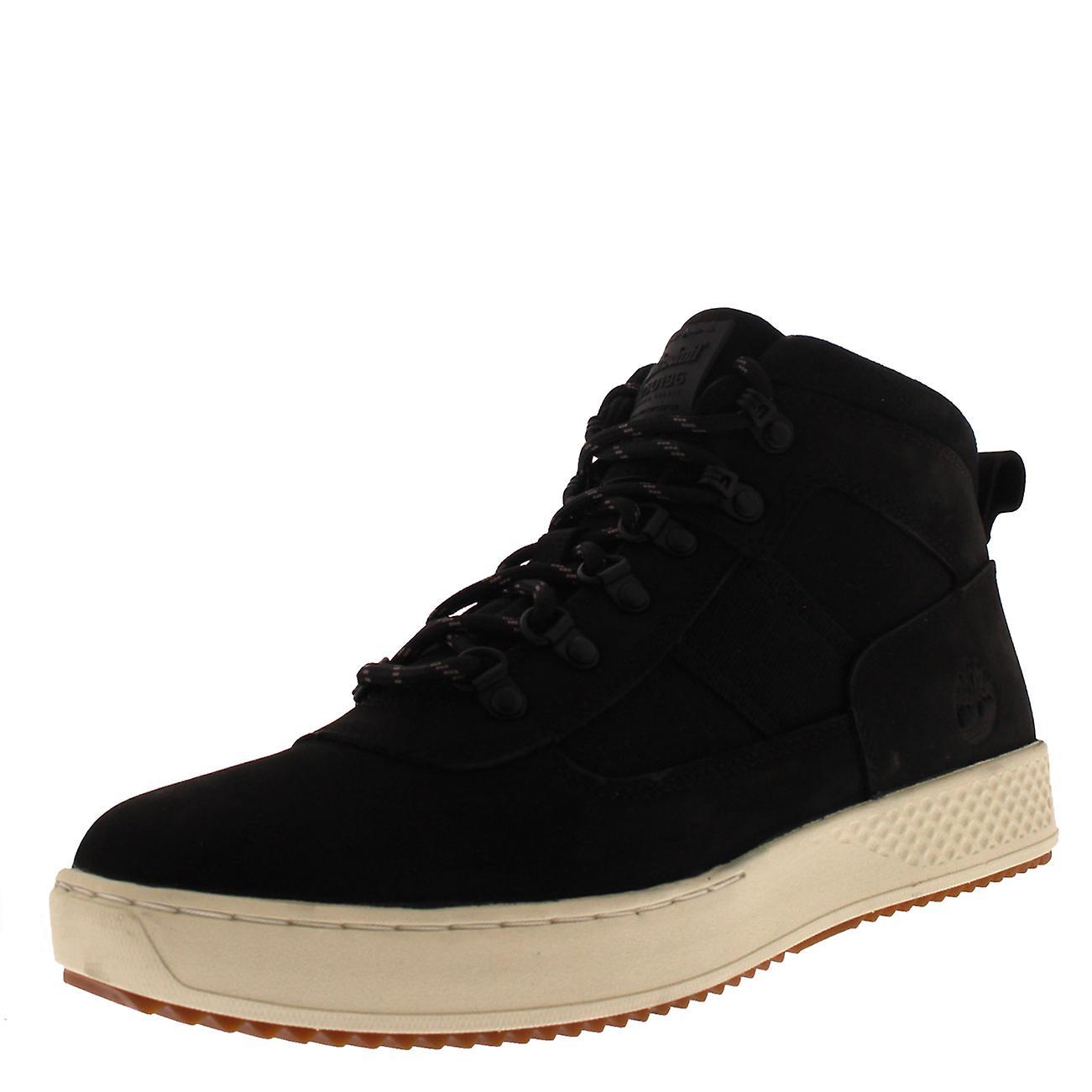 Timberland City Roam Cupsole Boots Black, Men's Fashion