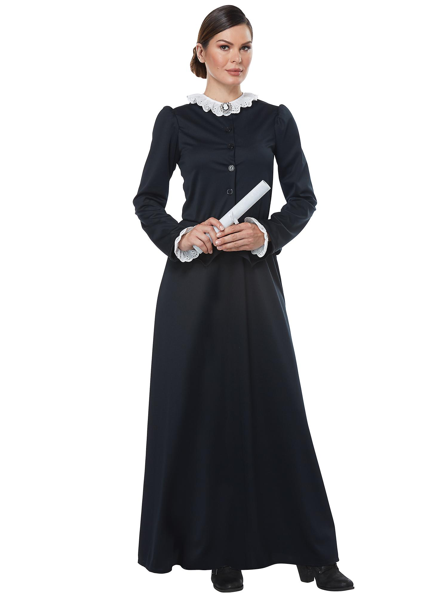 Susan B Anthony Harriet Tubman 1800s Colonial Olden Day Victorian Womens Costume