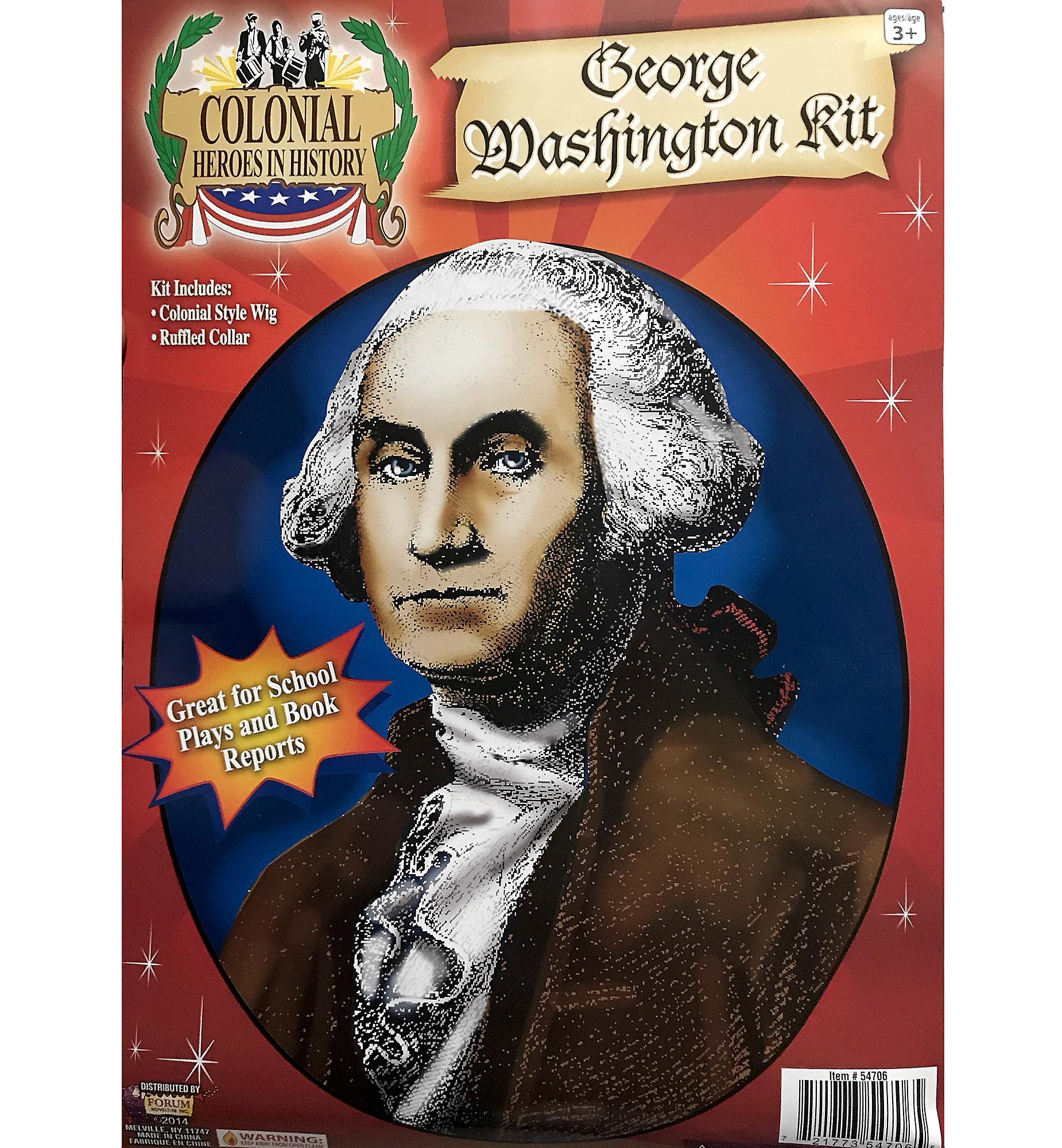 President George Washington Mens Costume