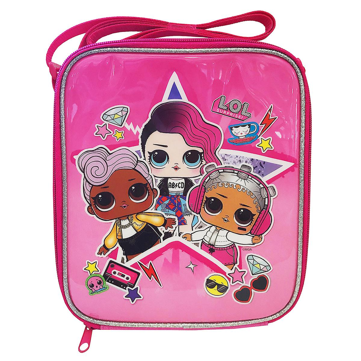 MGA LOL Surprise Rock Lunch Bag