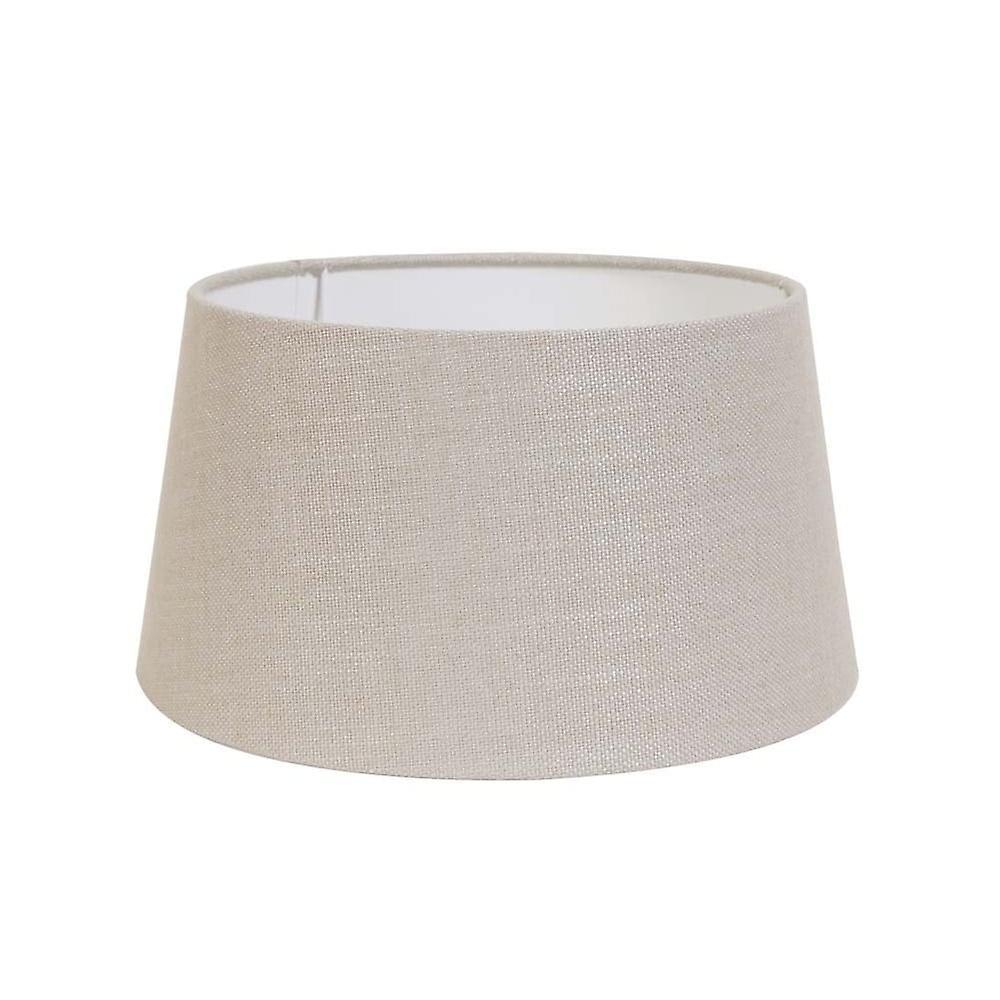 Light & Living Round Shade 40x35x20cm Livigno Light Grey