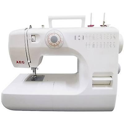 AEG Sewing Machine NM 40 X White Fruugo Adorable Aeg Sewing Machines Uk