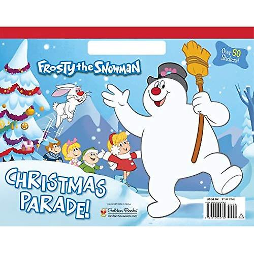 Christmas Parade! (Frosty the Snowman) (Big Coloring Book ...