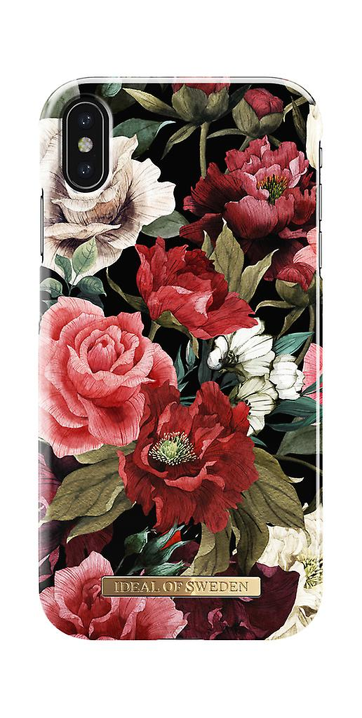 quality design df846 960f2 ideals Of Sweden iPhone XS Max shell-ANTIQUE ROSES