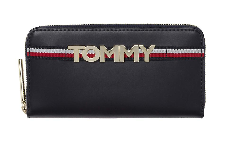 Portemonnee Dames Tommy Hilfiger.Tommy Hilfiger 8211 Corporate Highlight 8211 Large Ziparound