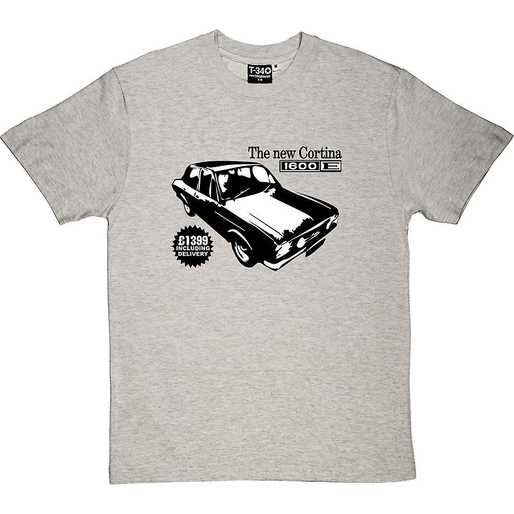 Ford Cortina Men's T-Shirt