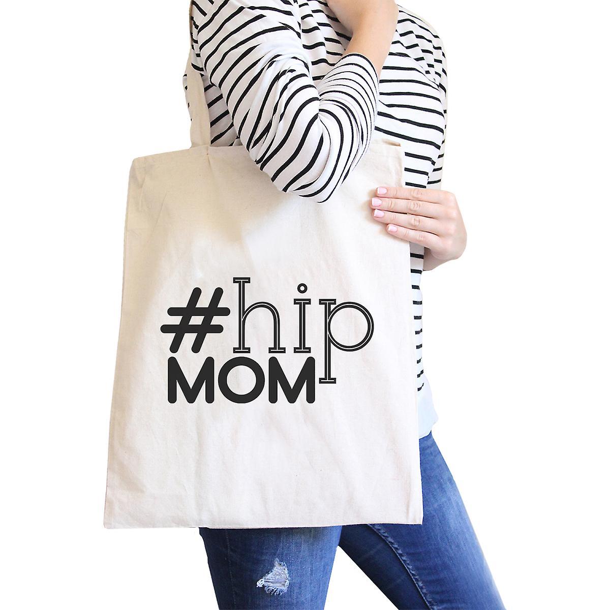Hip Moeder Natuurlijke Canvas Tas Wasbaar Leuke Cadeau Ideeën Voor Baby Shower