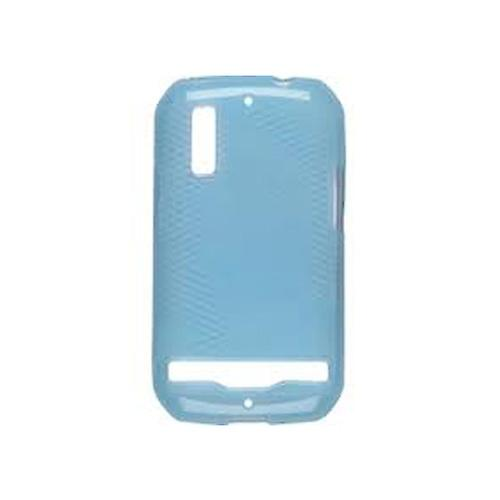 Ventev Criss-Cross Dura-Gel Case for Motorola Photon 4G MB855 (Turquoise)