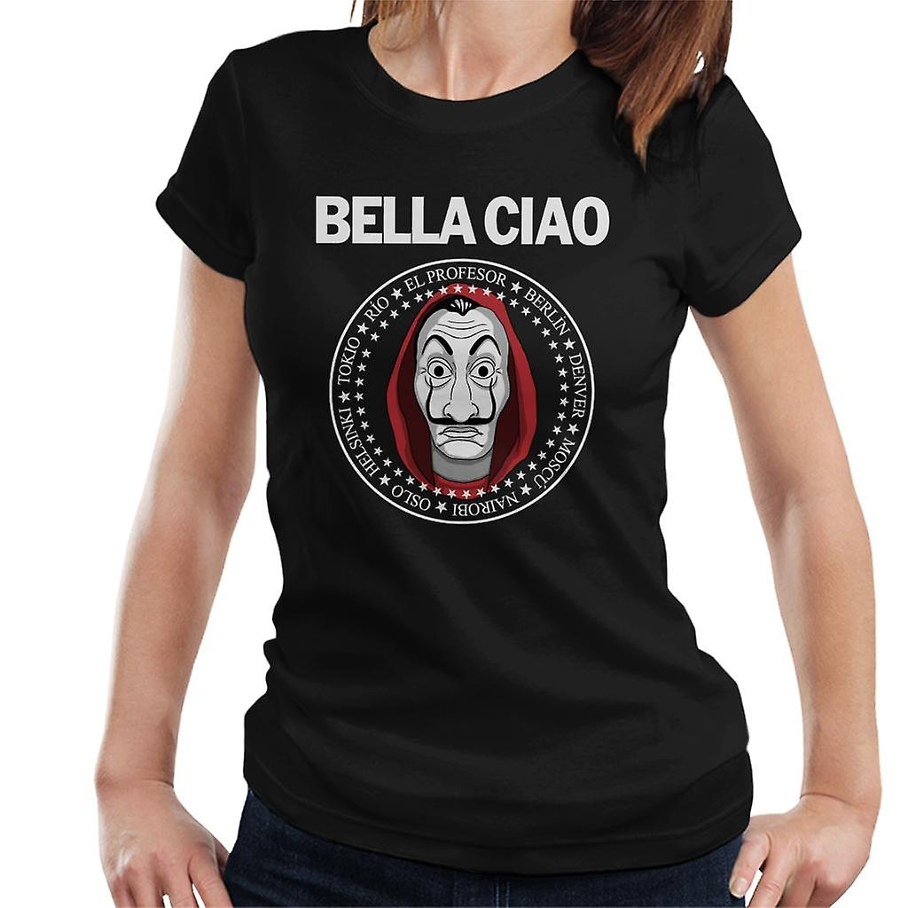Bella Ciao El Profesor Casa De Papel Kids T-Shirt