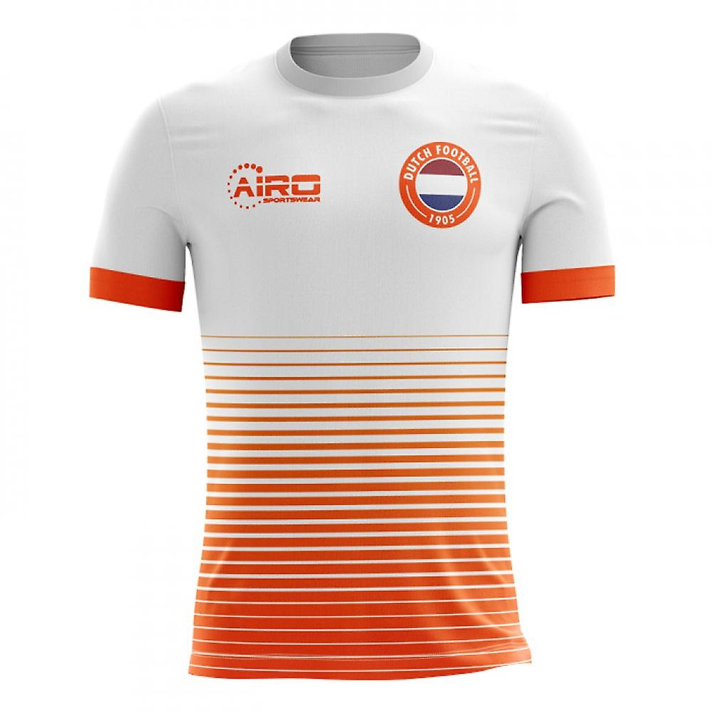 0b993f05d27 2018-2019 Holland Away Concept Football Shirt (Kids) | Fruugo
