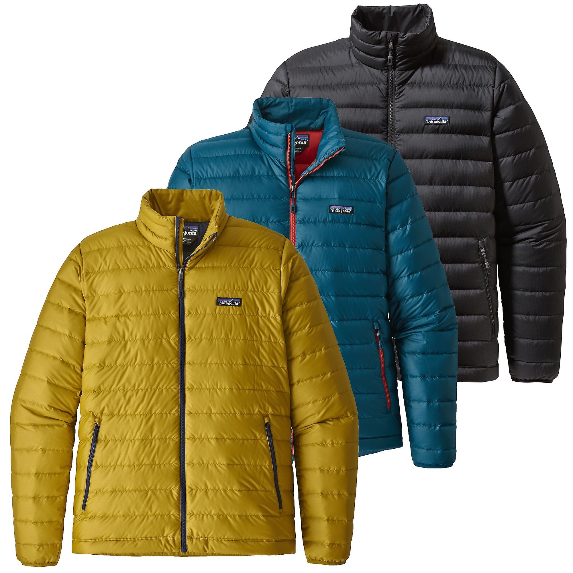 new products a561e 43c23 Patagonia Herren Daunenjacke Down Sweater