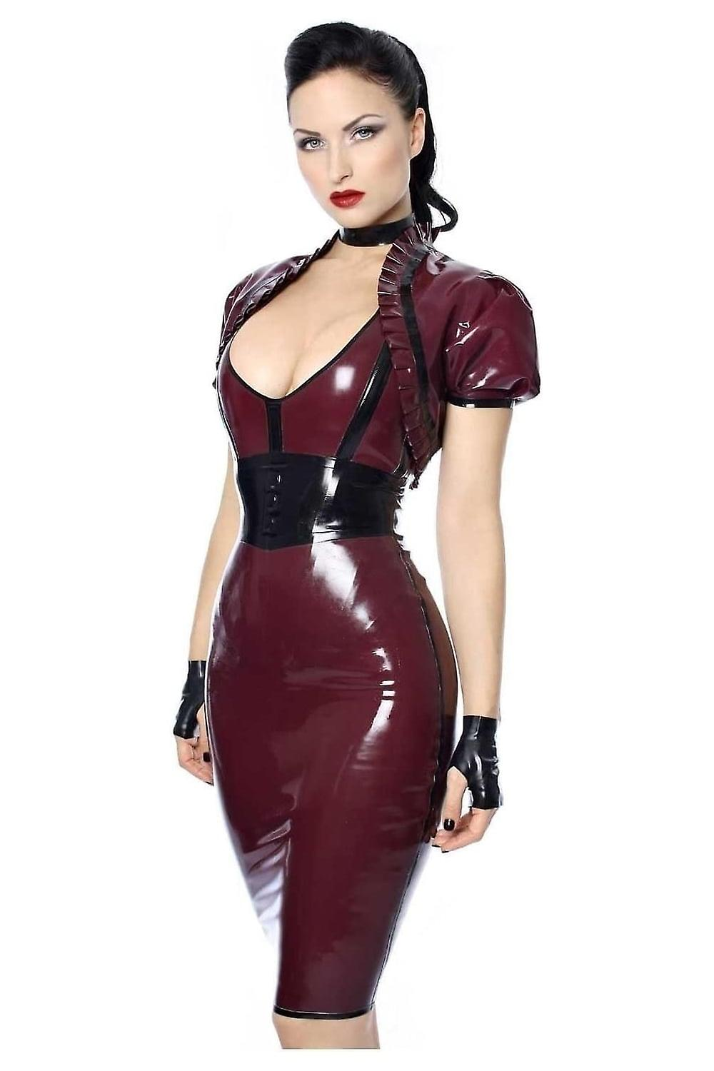 Bound in latex