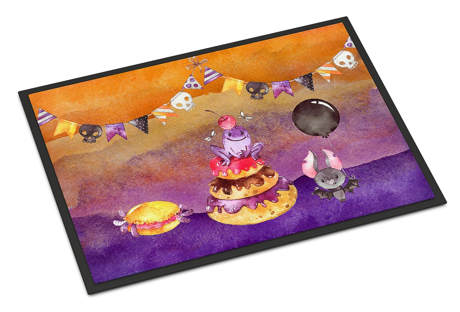 Halloween Snoep.Halloween Snoep Partij Indoor Of Outdoor Mat 24 X 36