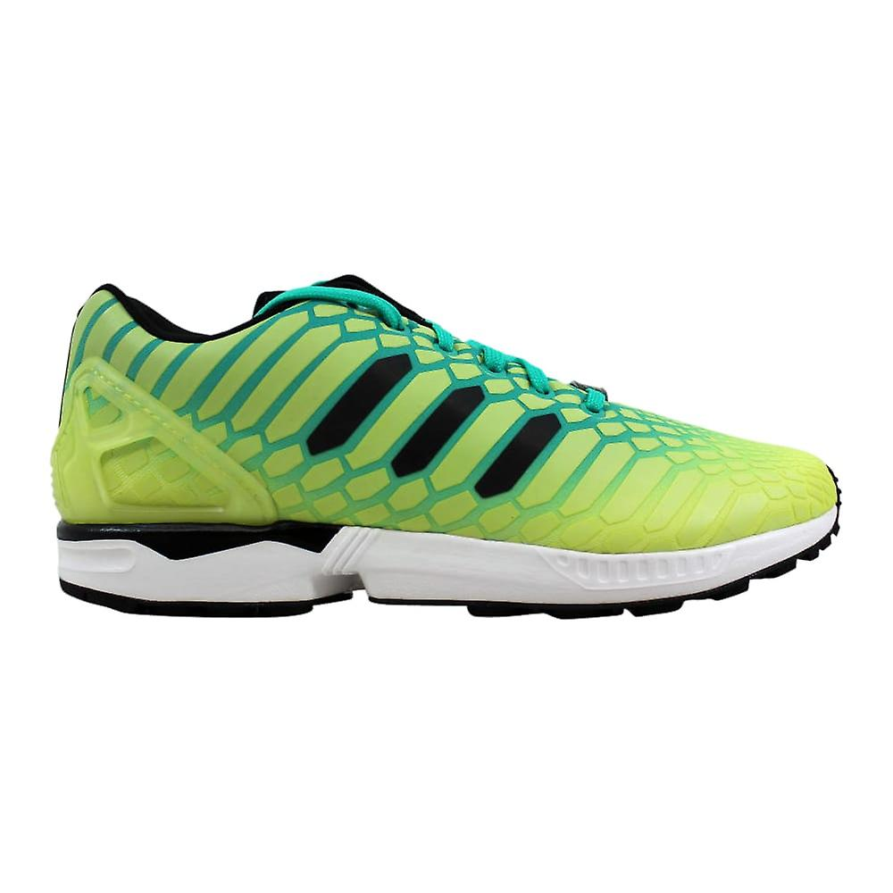 heiß Adidas ZX Flux eingefroren gelbShock Mint weiß AQ8212 Männer  zu verkaufen