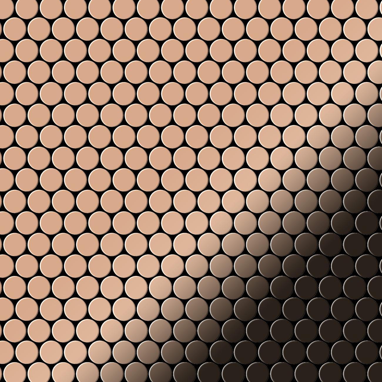 Metalowa Mozaika Z Miedzi Alloy Penny Cm