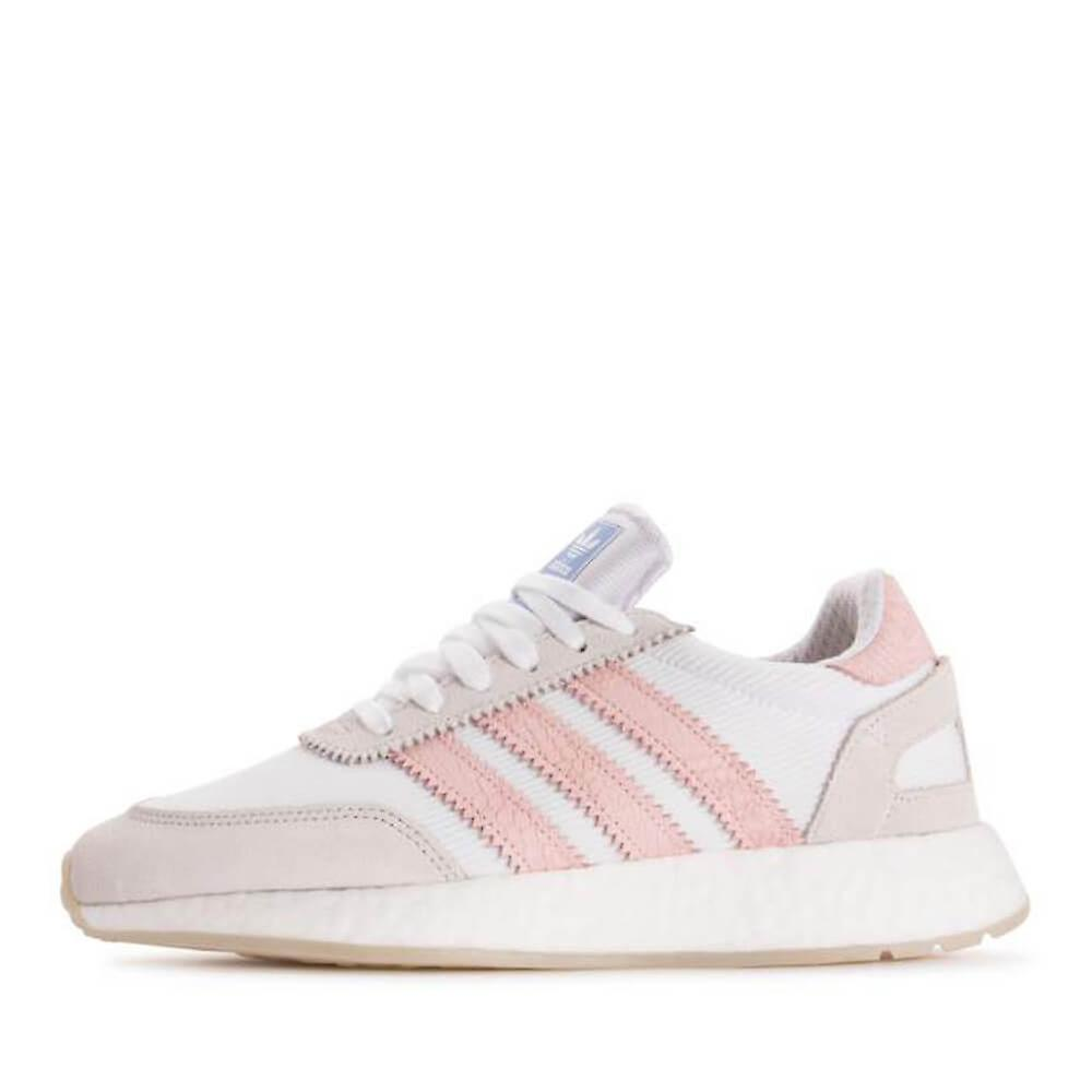 new style 64e23 46572 Adidas I-5923 W - white   ice pink Crystal sneakers