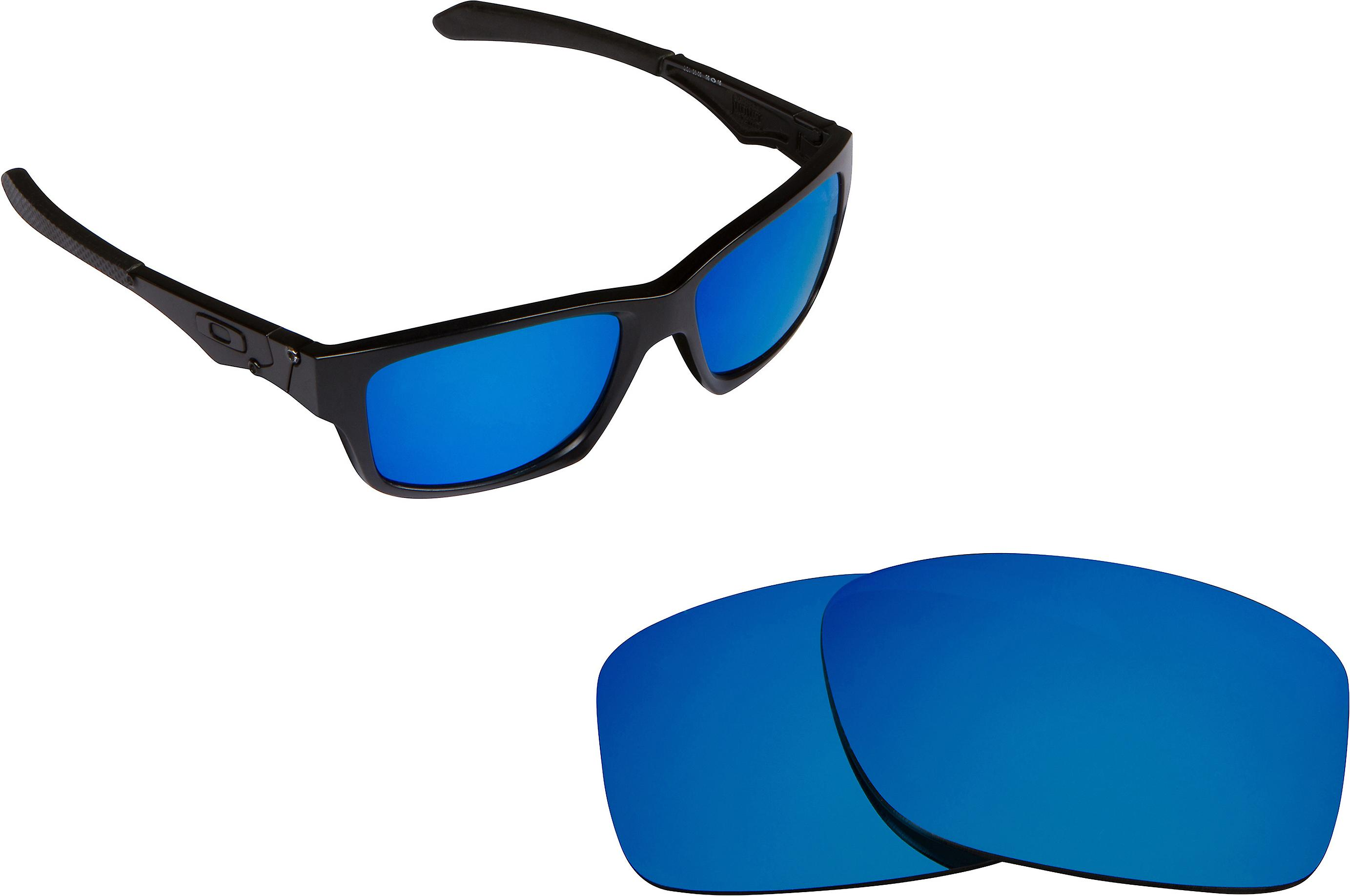 44c5641a80 JUPITER SQUARED Replacement Lenses Polarized Blue by SEEK fits OAKLEY  Sunglasses