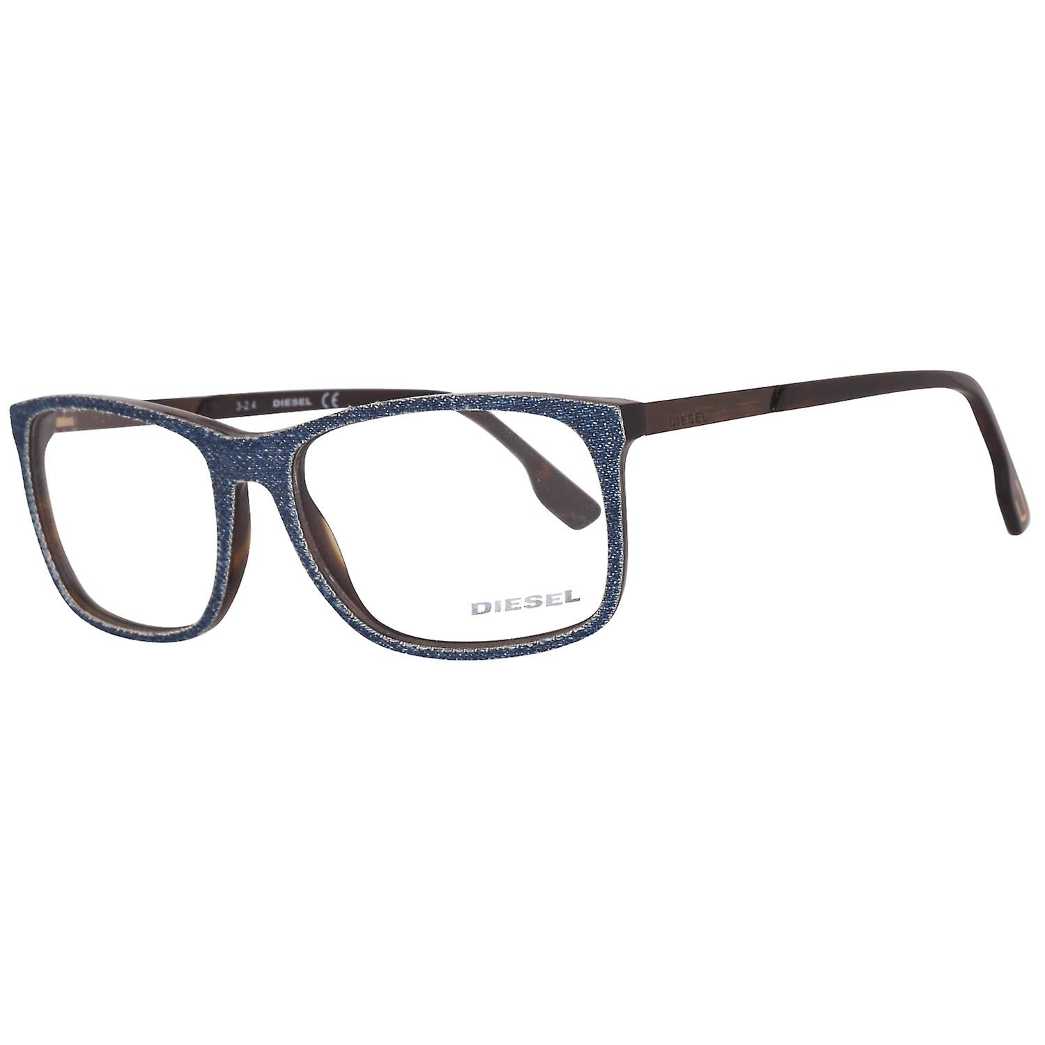 2a87bf9422 Diesel glasses blue