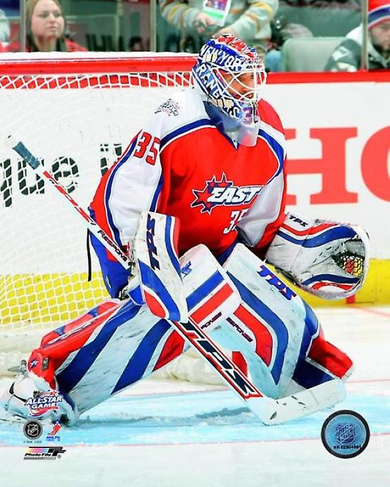 Henrik Lundqvist 2008 09 Nhl All Star Game Action Photo Print Fruugo