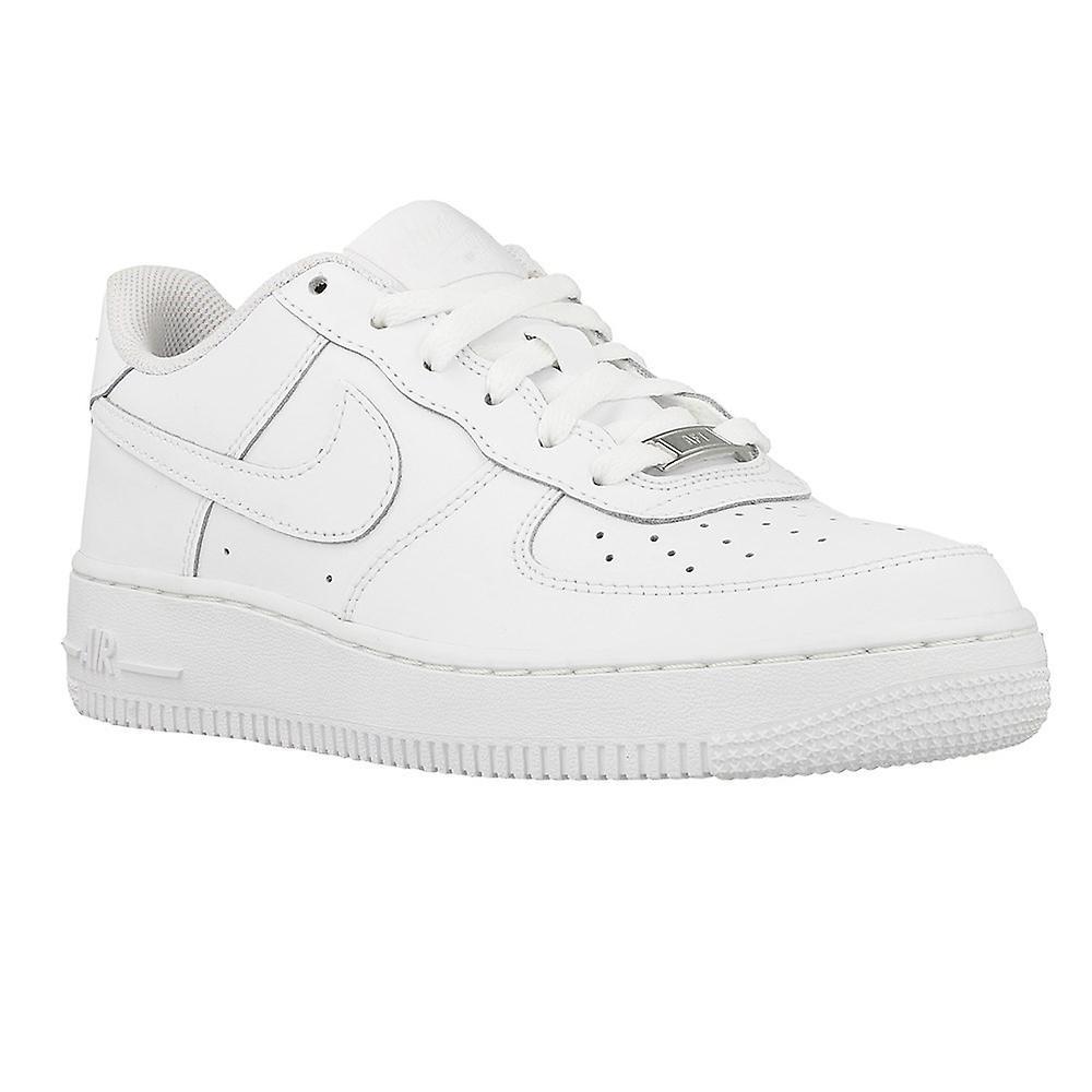 bdf275ba6f0 Nike Air Force 1 GS 314192117 universal all year kids shoes