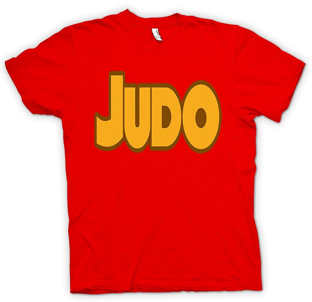Kinder T Shirt Judo Kampfkunst Slogan Fruugo
