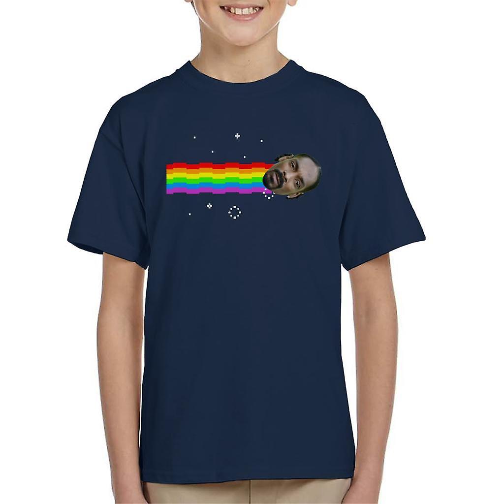 Snoop Dogg Nyan Cat Meme Kid's T-Shirt | Fruugo