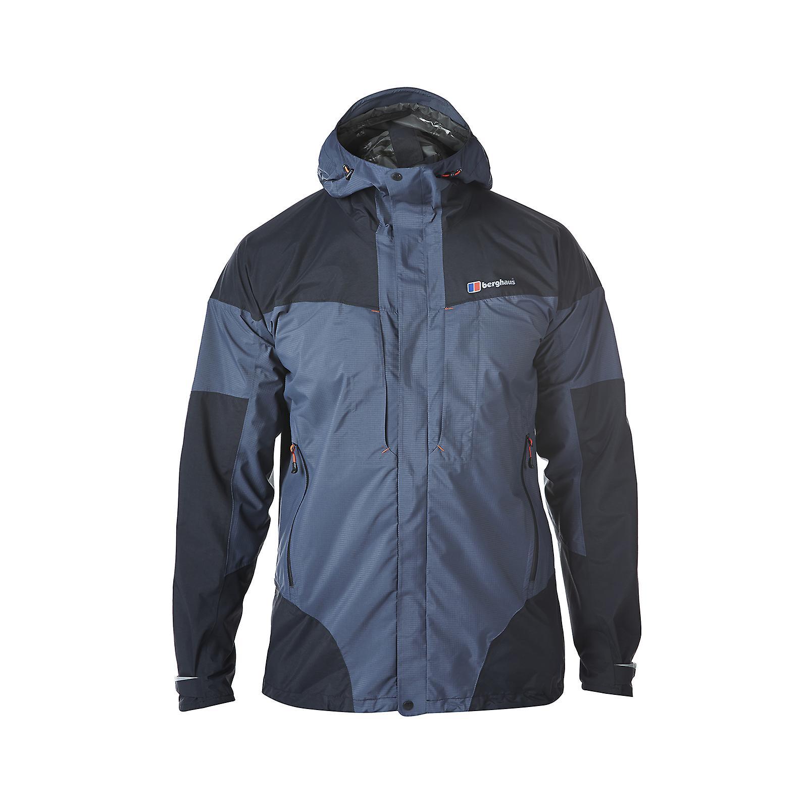 free shipping 7201e 5f62d Berghaus Mens Light Trek Hydroshell Waterproof Jacket