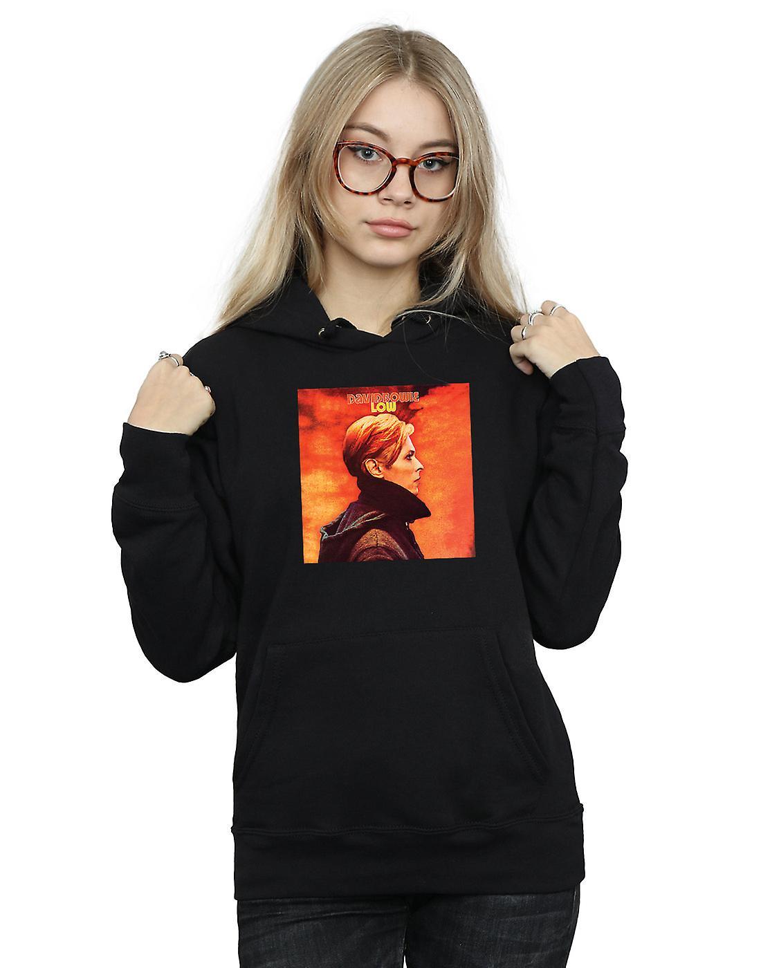 David Bowie Women/'s Low Album Cover T-Shirt