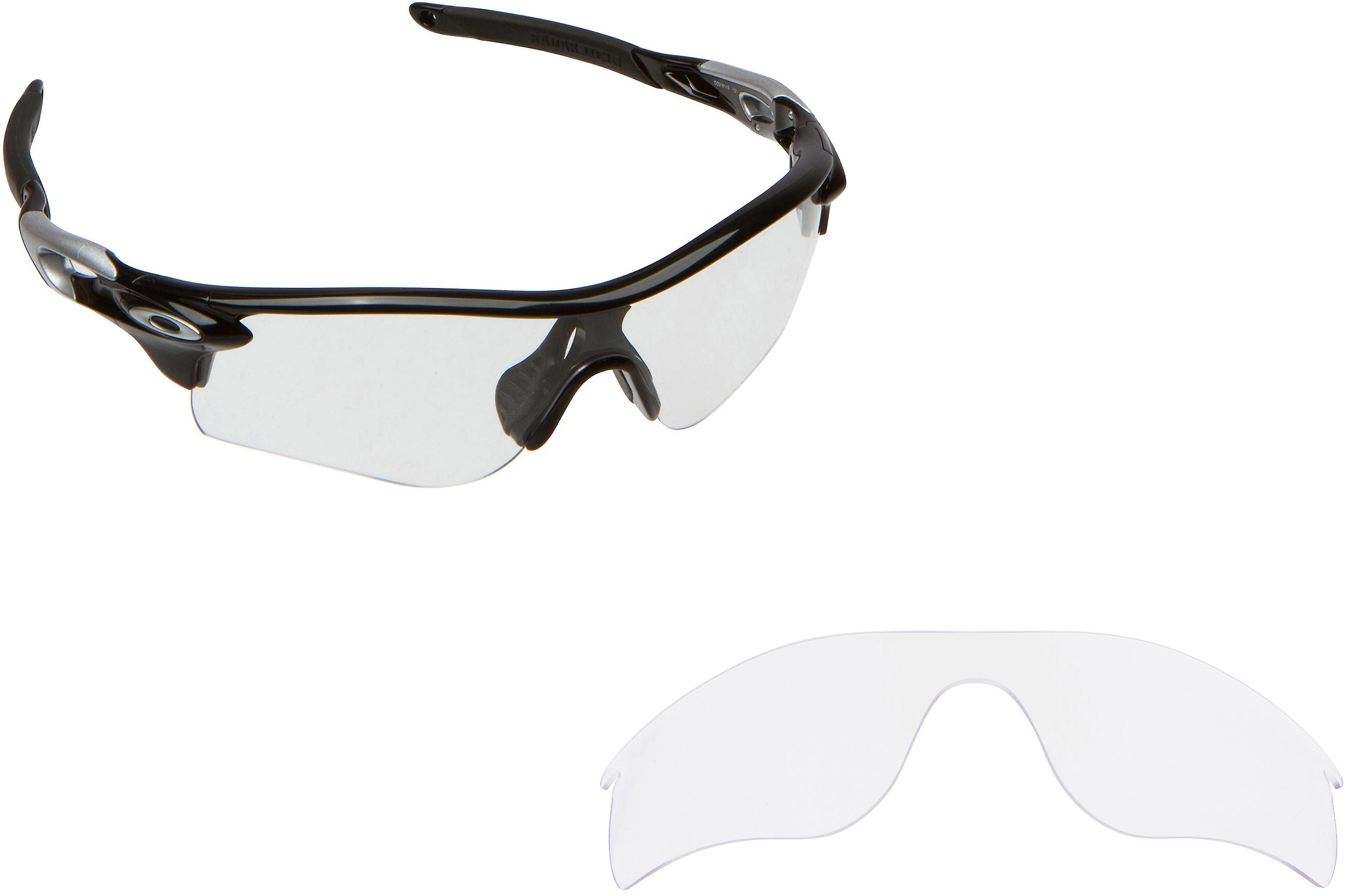 9a04d01b37 Radar EV Path Replacement Lenses Crystal Clear by SEEK fits OAKLEY  Sunglasses