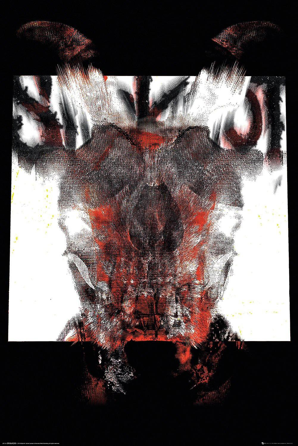 Slipknot Poster All Out Life