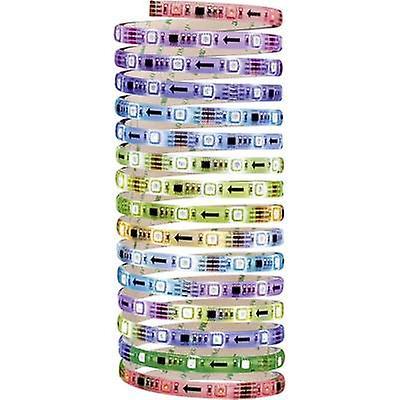 Paulmann funksjonen Digital LED Stripe satt 5m RGB 70480 LED List + plug 12 V 500 cm RGB