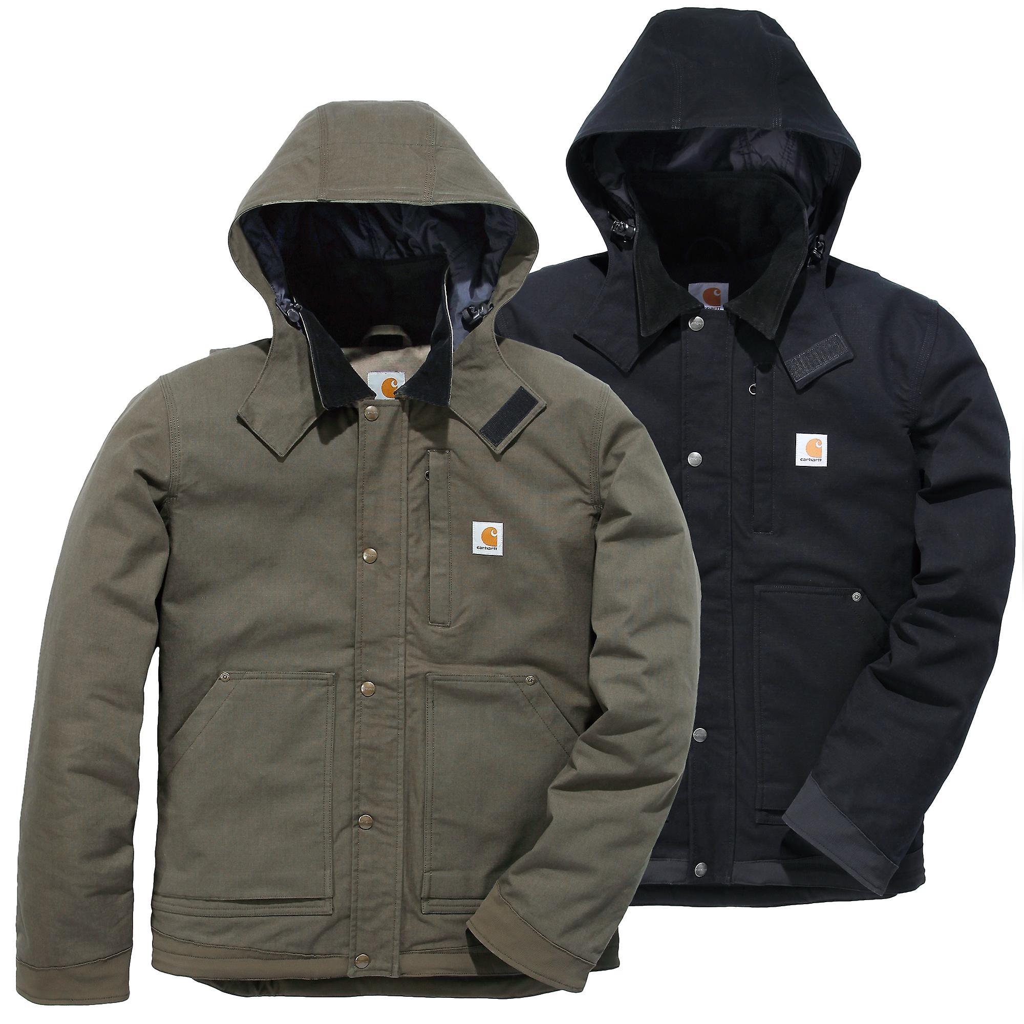 ac7f7fc0e80 Carhartt men's winter jacket full swing steel | Fruugo
