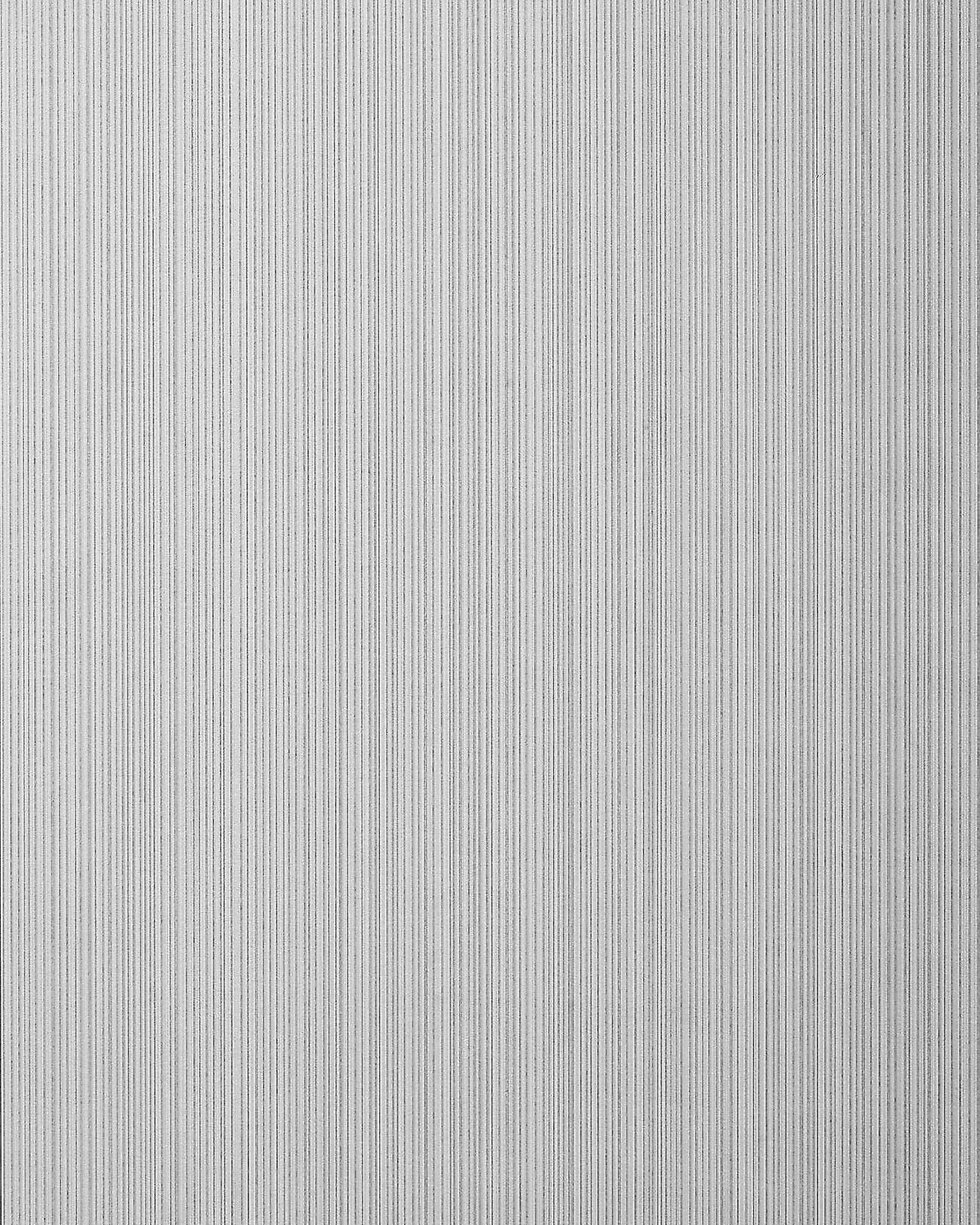 Stripe Wallpaper EDEM 557 16 Structured High Quality Signal Gray Silver 533