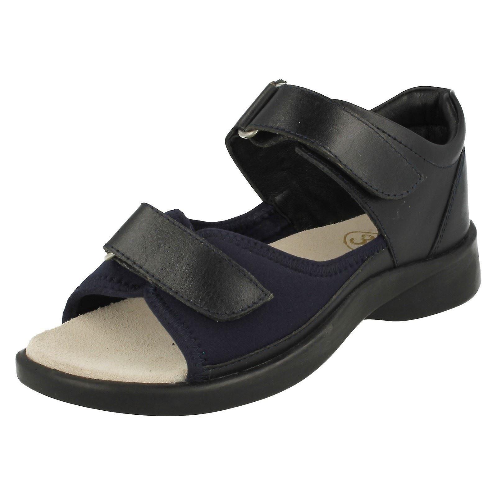 d7fa212e430 Ladies Equity Wide Fit Sandals Jasmine