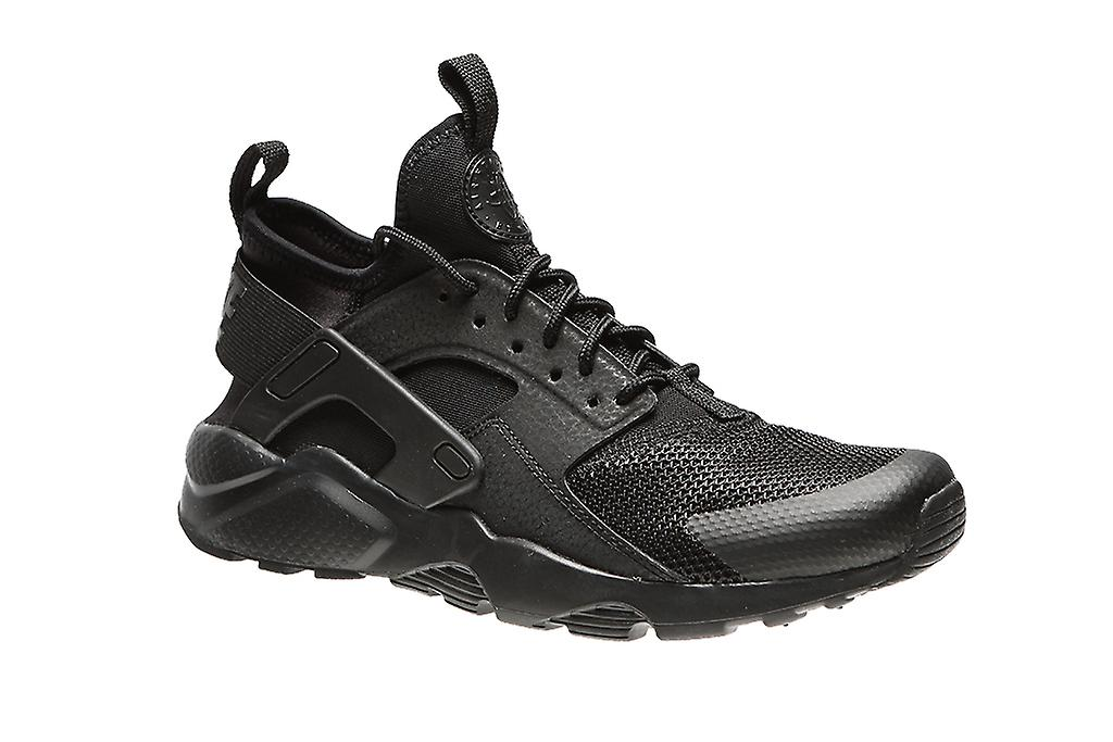 a14f92a478dd NIKE air Huarache run ultra junior sneaker black