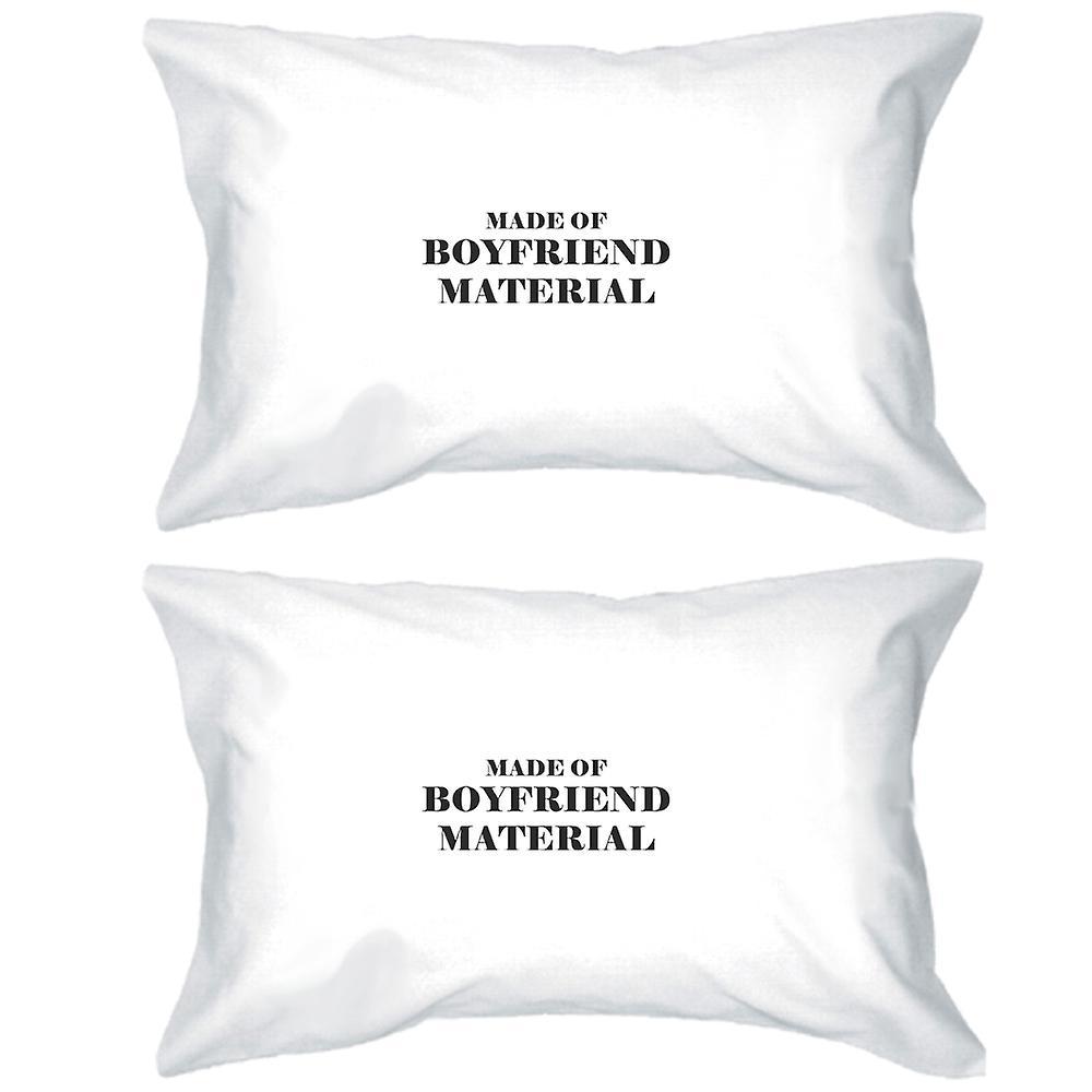 Vriendje Materiaal 100 Katoen Kussen Geval Leuk Cadeau Idee Voor Paar