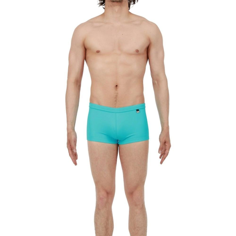 3772a03b81 Hom Splash Swim Short - Turquoise | Fruugo
